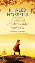 Khaled Hosseini. Ik ben van de thrillers, maar hiervoor maak ik graag een uitzondering