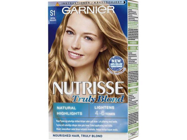 Garnier Nutrisse Truly Blond M1, S1