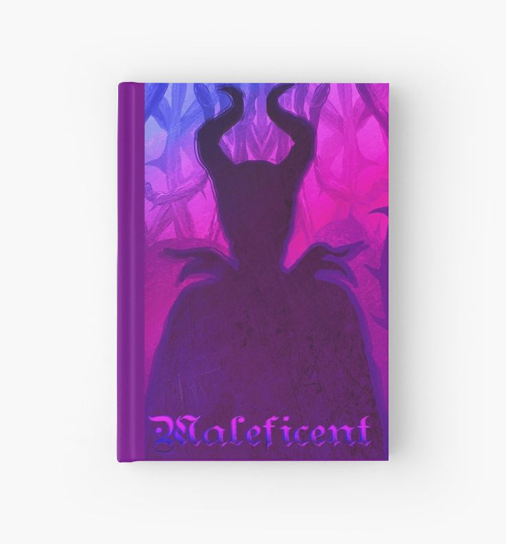 Maleficent Journal. #journal #kids #girls #gifts #family #shopping #xmasgifts #christmasgifts #redbubble #giftsforher #diary #notebook #fairytale #witch #princess   • Also buy this artwork on stationery, apparel, stickers, and more.