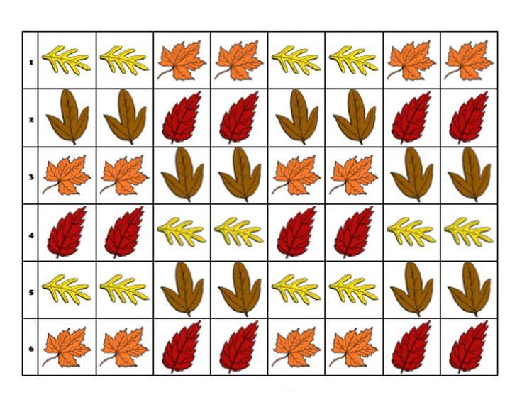 Занятие на тему осень: загадки, стихи, песни, описание