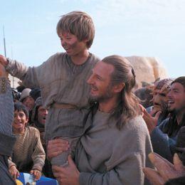 Star Wars: Episode 1 - Die dunkle Bedrohung / Jake Lloyd / Liam Neeson