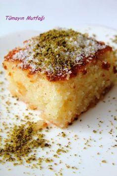 LİMONLU REVANİ - Tümayın Mutfağı - EN İYİ YEMEK SİTESİ