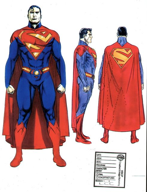 Mc.G's Superman Movie Suit by BroHawk on deviantART