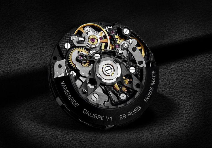 The Art of Watchmaking by Vangarde. www.vangarde.fr