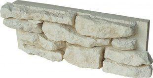 Mur de causse pour muret en pierre reconstitu e ideablock - Muret pierre reconstituee ...