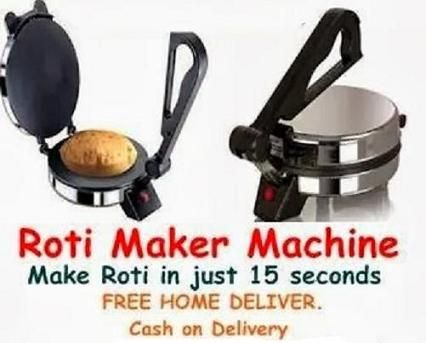 Find This Pin And More On Kitchen Appliances Electric Roti Maker Buy Online