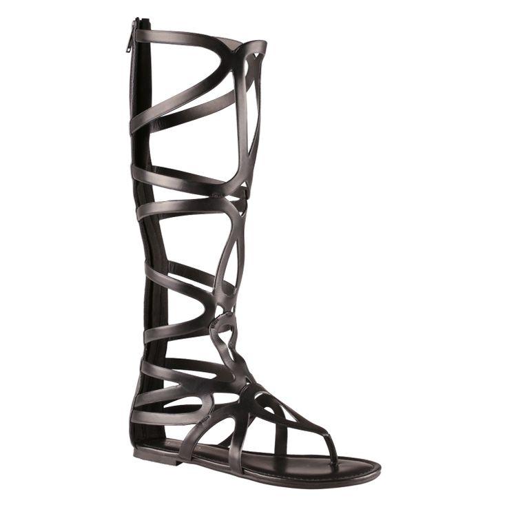 bd8336a69f3 Aldo Gladiator Sandals ~ Knee High Sandals