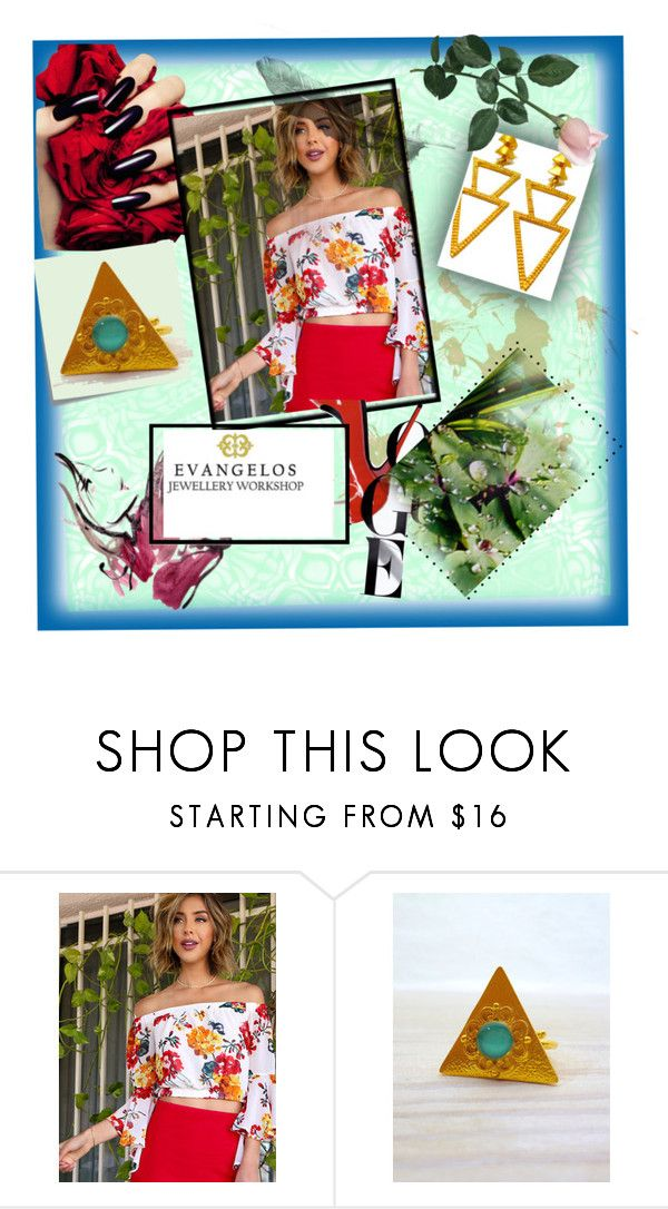 Evangelos Jewellery by sabahetasaric on Polyvore featuring Post-It and vintage