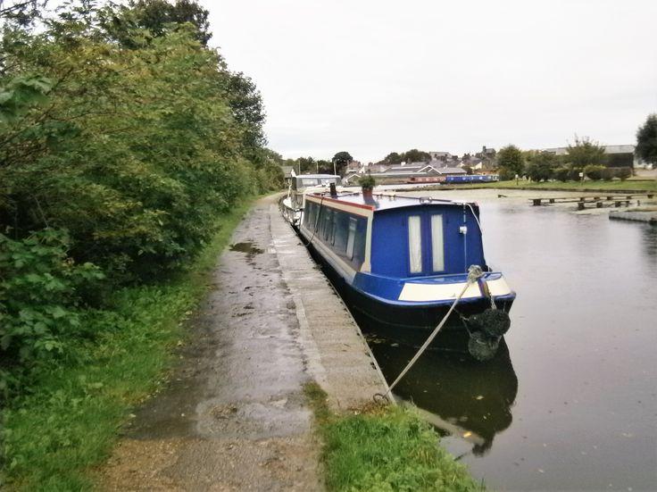 Lancaster Canal MS Lancaster 6 Destroyed