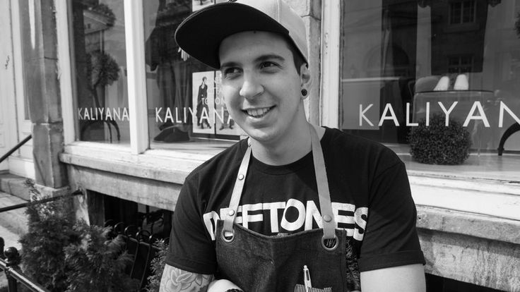 Interview with Top Chef Canada finalist Danny Smiles