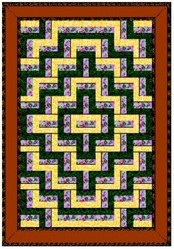 5 yard quilt patterns free | Five Yard Quilt