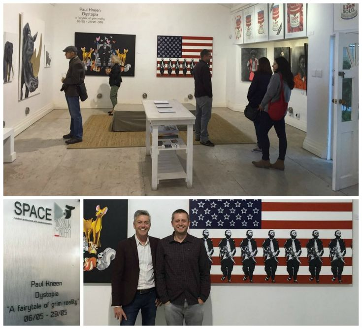 Rossouw Modern Space Gallery http://ilovehermanus.co.za/event/dystopia-a-fairytale-of-grim-reality-an-exhibition-by-paul-kneen/