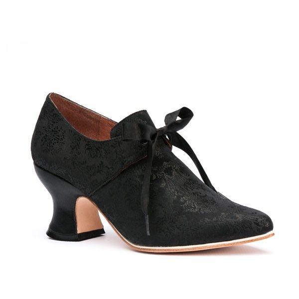 Late Th Century Men S Court Shoes