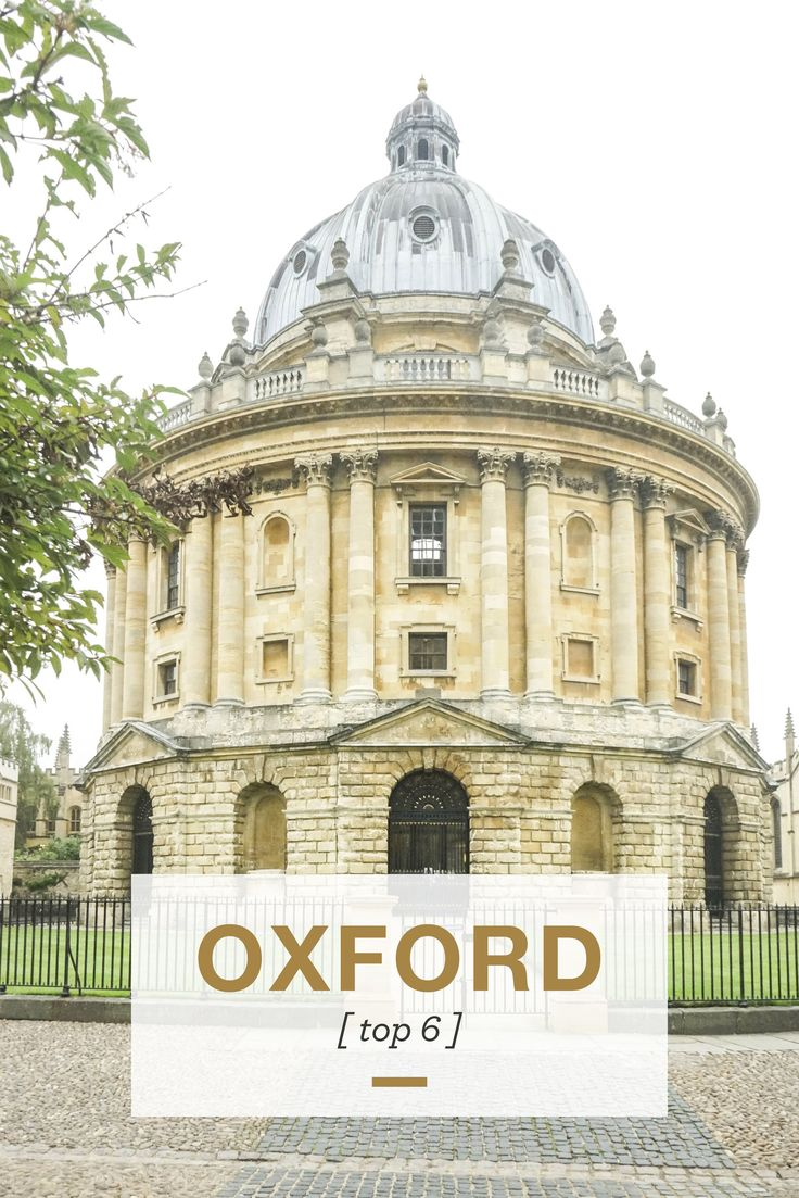Oxford Top Sights | Oxford England | Europe | United Kingdom | What to do in England | What to do in London | University of Oxford