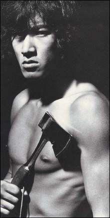 Yūsaku Matsuda (松田 優作 Matsuda Yūsaku, September 21, 1949 – November 6, 1989) was a Japanese actor.