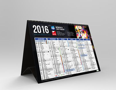 "Check out new work on my @Behance portfolio: ""Calendrier 2016 IOP CORIM"" http://be.net/gallery/44365667/Calendrier-2016-IOP-CORIM"