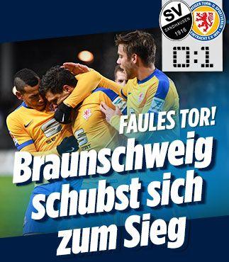 2. Liga Live-Ticker http://www.bild.de/bundesliga/2-liga/saison-2016-2017/spielbericht-sv-sandhausen-gegen-eintr-braunschweig-am-22-Spieltag-46887284.bild.html