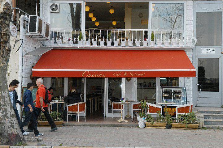 Cuisine Cafe Restaurant Besiktas1 - Gurme Rehberi