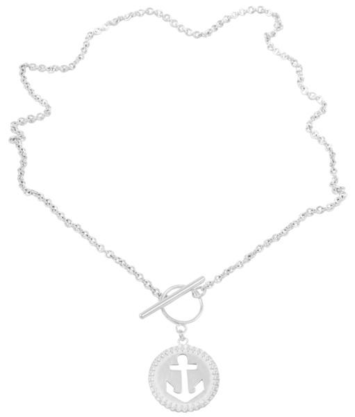 Ankerkette aus 925er Silber von Elke-Gerlach-Schmuckdesign