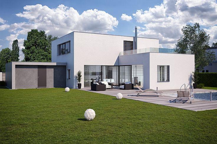 Chystáte se stavět rodinný dům, ale ne a ne sehnat ten správný projekt, který by Vám vyhovoval? Jednoduchý, moderní a přitom praktický. To vše je shrnuto v našem novém domě Miracle.  Miracle je dokonalý kompromis mezi moderností a praktičností, který je určen pro rodinu. Dům je postaven z nadčasového materiálu Durisol, který funguje na inteligentním procesu izolace a celkovém dýchání stavby. Energy-Domy
