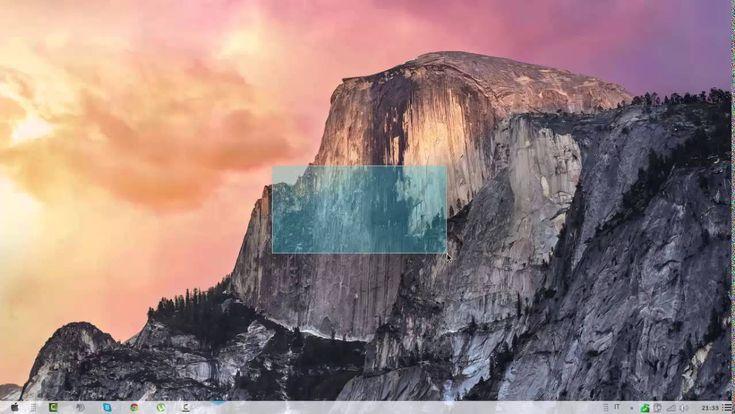 Tutorial come installare il tema Mac