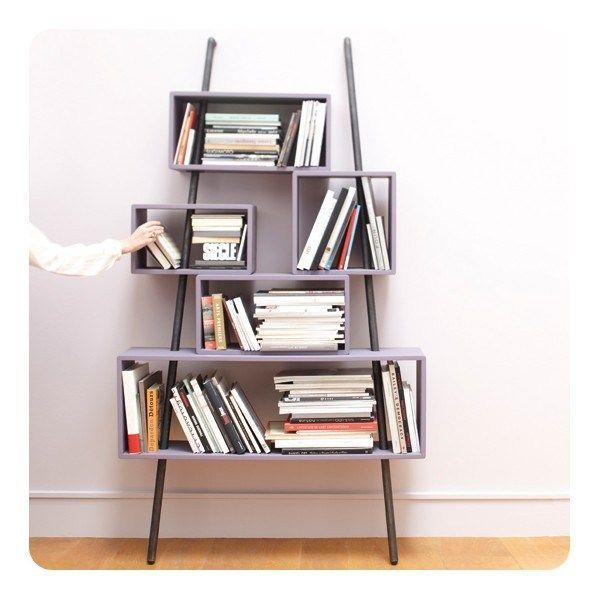 Hervorragend Les 25 meilleures idées de la catégorie Bibliothèque originale sur  NN16