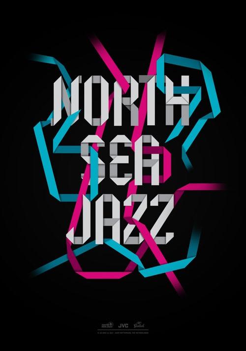 North Sea Jazz Festival art poster 2010