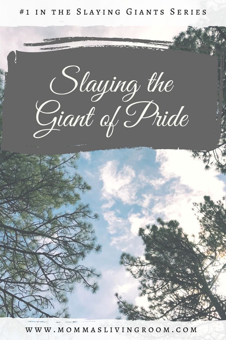 Devotional | Slaying Giants | Defeating Giants | Giant of Pride | Pride versus Humility | Free Devotional | Free Bible Study | Humility and Pride |