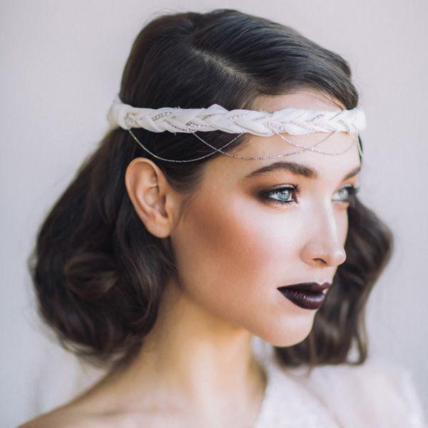 Best 20+ Vintage bridal makeup ideas on Pinterest ...