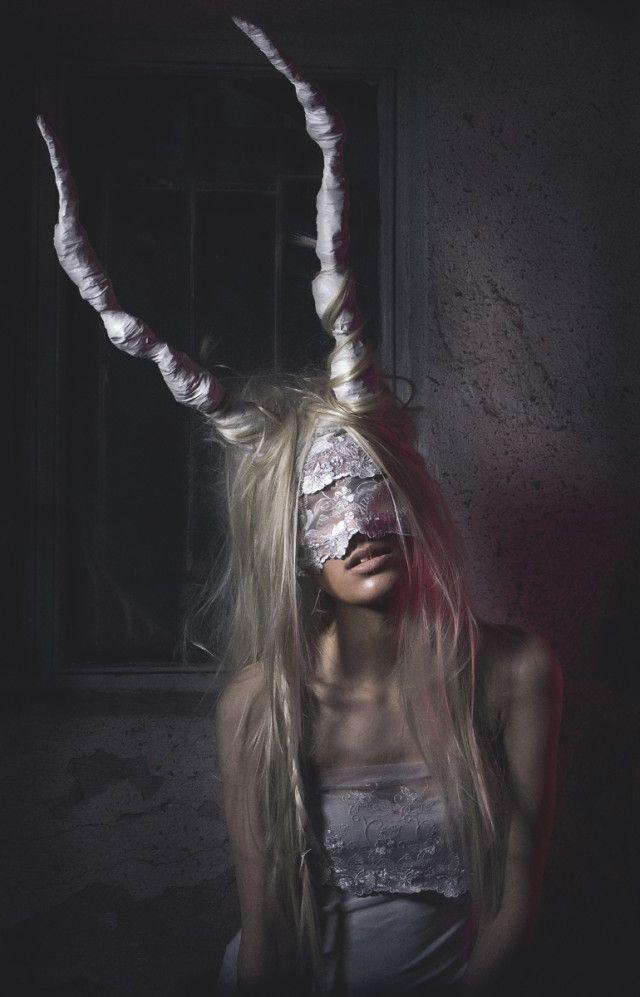 Mehdi Akbari • Dark Beauty Magazine