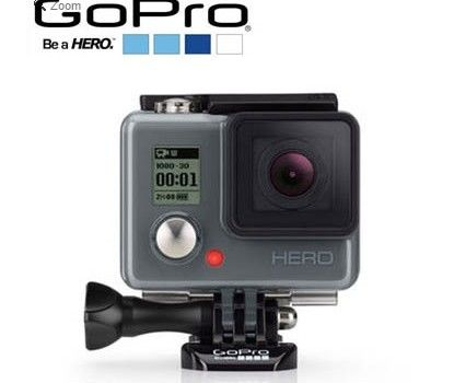 COMPETITION TIME: Win yourself a GoPro Hero!!!