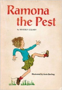 Ramona the Pest: Beverly Cleary: 9780590044936: AmazonSmile: Books