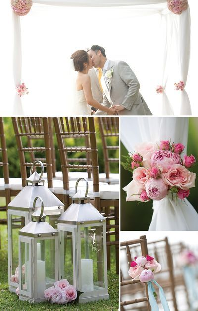 these flowers are gorgeous!!Pink Roses, Pink Flowers, Lanterns With Flower, Flower With Lanterns, Yvonne Design, Rose Ideas, Wedding Lanterns, Flower Ideas, Tables Decor