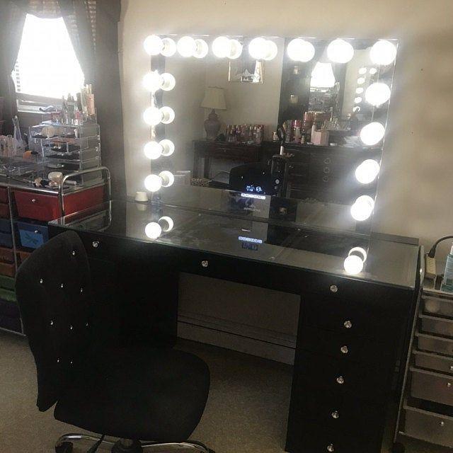Impressions Vanity Hollywood Reflection Plus Makeup Vanity Mirror