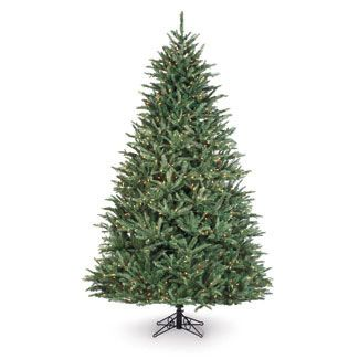 If your dream tree is the opposite of understated, check out Santa's Own 7.5' Oregon Noble Vintage ($547) — its branches drooped the least among our winners (we weighted them, just to see), so load on the ornaments. Panelists also loved the fullness of this tree. ChristmasTreeForMe.com  - GoodHousekeeping.com