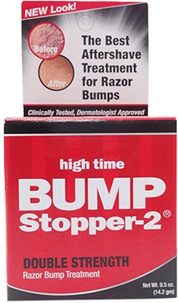High Time Bump Stopper-2 Double Strength Razor Bump Treatment, 0.5 oz (Pack of 5) Review