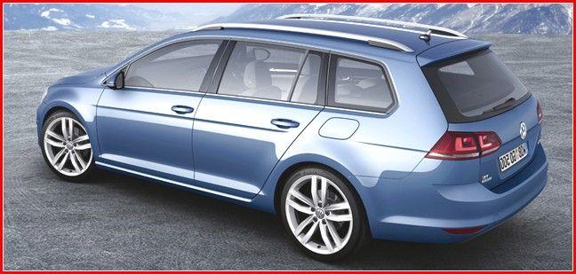 2015 Volkswagen Golf SportWage  Background Wallpaper