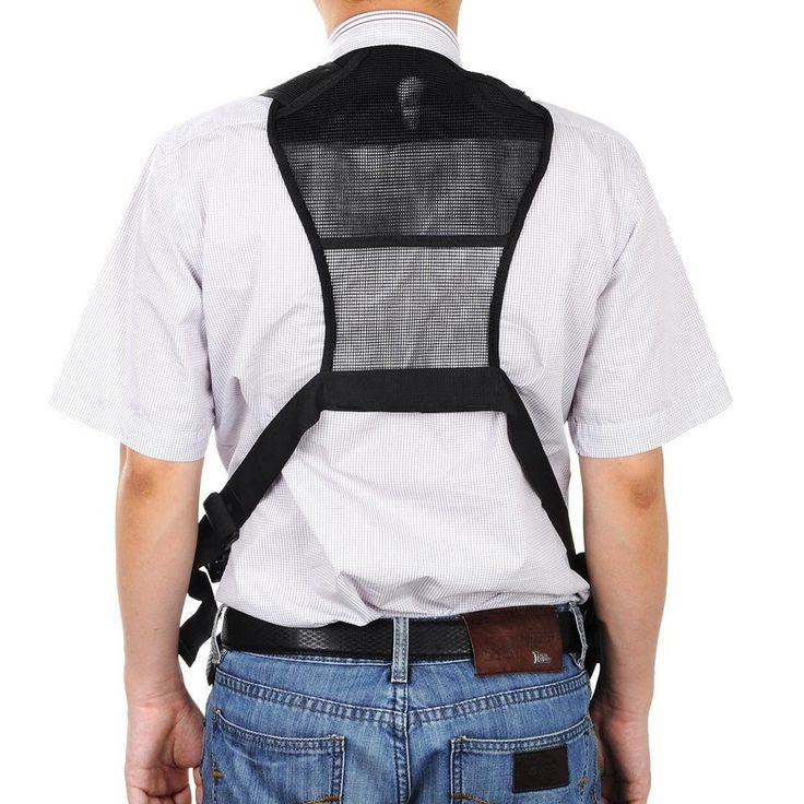 Multi Camera Carrier Photographer Vest with Dual Side Holster (PLUS BO – Camera Gear Store