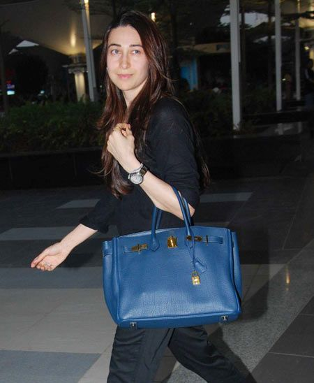 Bollywood actress Karishma Kapoor without makeup