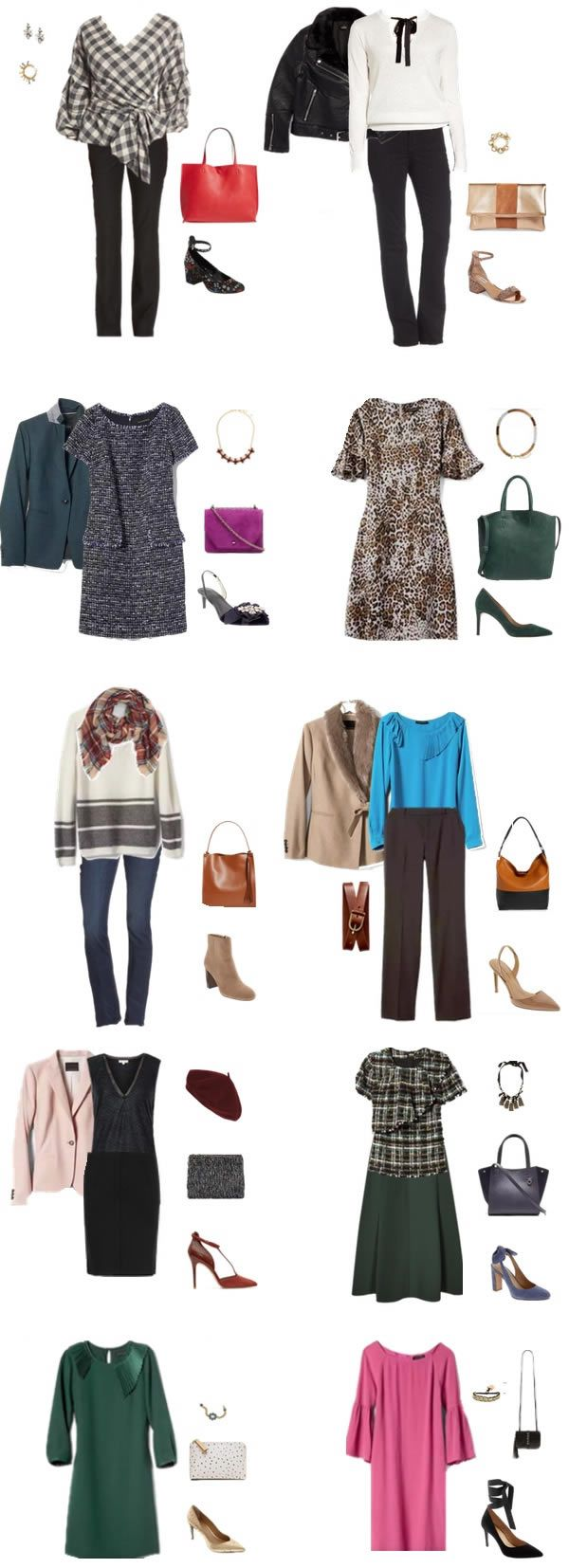 How to dress the rectangle body shape  |   40  Style