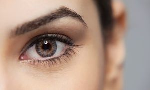 Eyes can be beautified with eyebrow shape and tint plus eyelash tint procedures and an optional 30-minute facial of choice