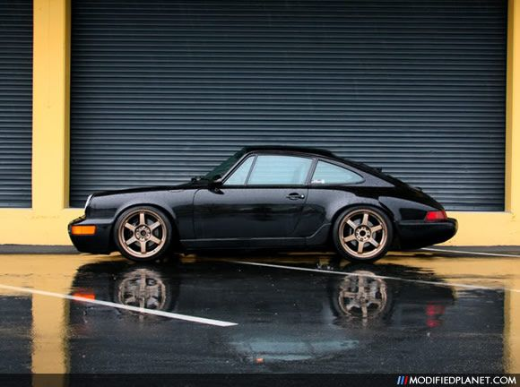 car+photo+1993+porsche+911+turbo+964+bronze+volk+racing+wheels1345154641.jpg (580×432)