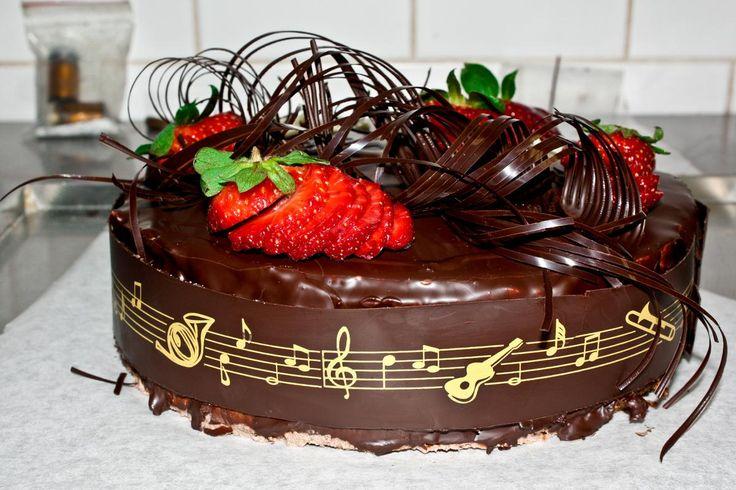 čokoládové dorty - Hledat Googlem