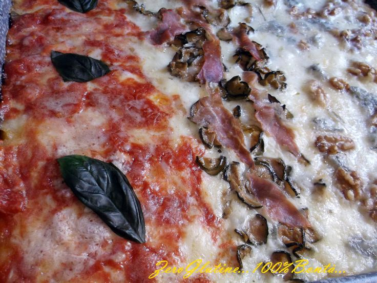 Pizza Alta e Soffice (ai 3 gusti)