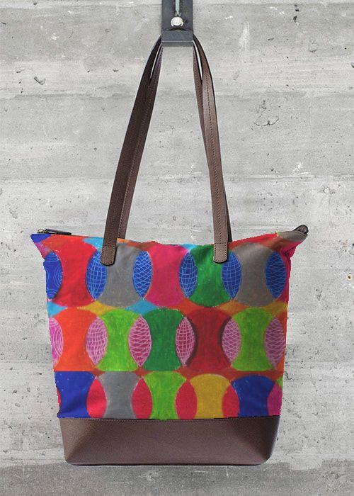 Tote bag in Original Patterns