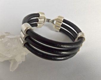 Mens leather bracelet, leather bracelet woman, men leather bracelet, mens bracelet, leather jewelry, mens leather bracelets