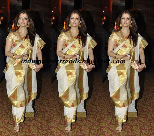 #white #Pochampally #Traditional_Silk _Saree