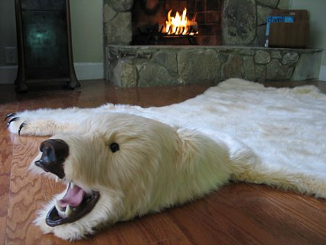 my sister and i had fake bear rugs growing up nostalgia - Bear Rugs