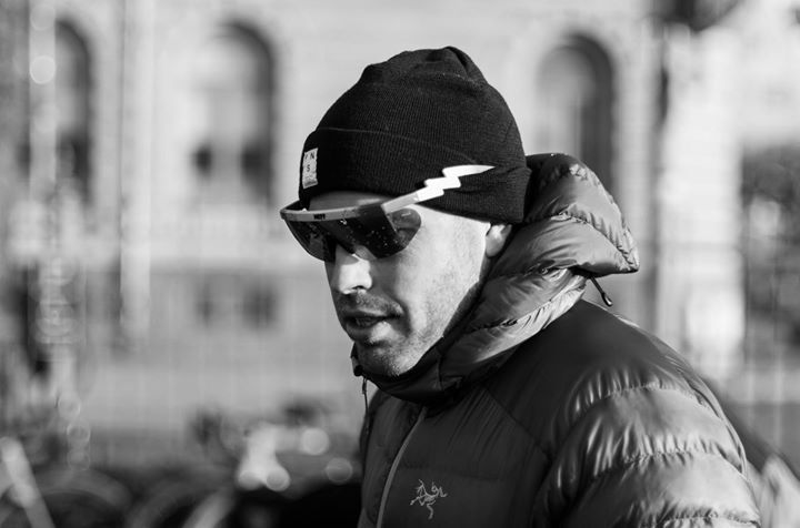 Rain shine or blistering cold.   Designed to keep you warm during your off the bike Winter activities.  http://bit.ly/2lfXLHW