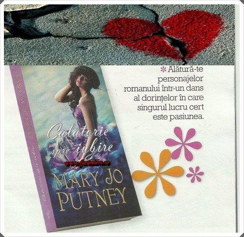 Oameni si Bloguri : Calatorie spre iubire (Mary Jo Putney)